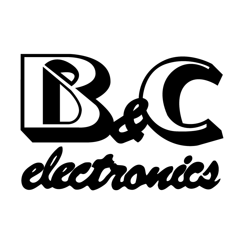B&C Electronics vector