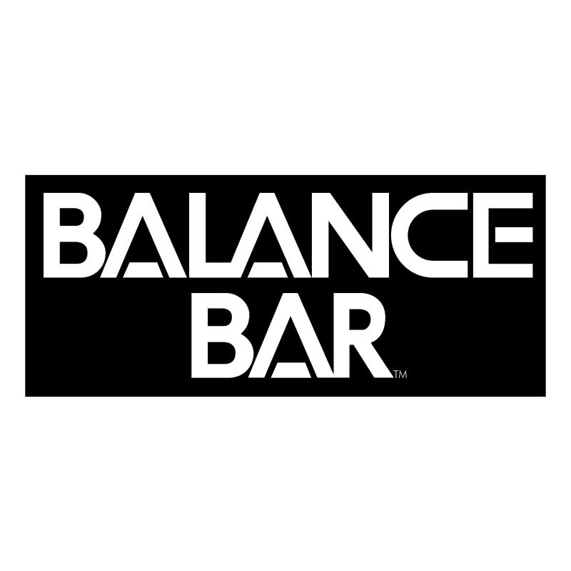 Balance Bar 55780 vector