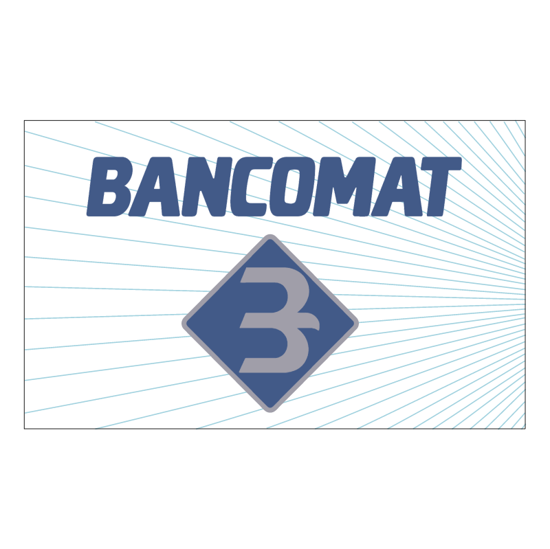 Bancomat 52730 vector