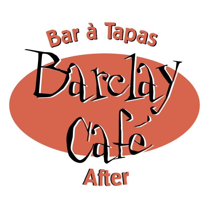 Barclay Cafe vector