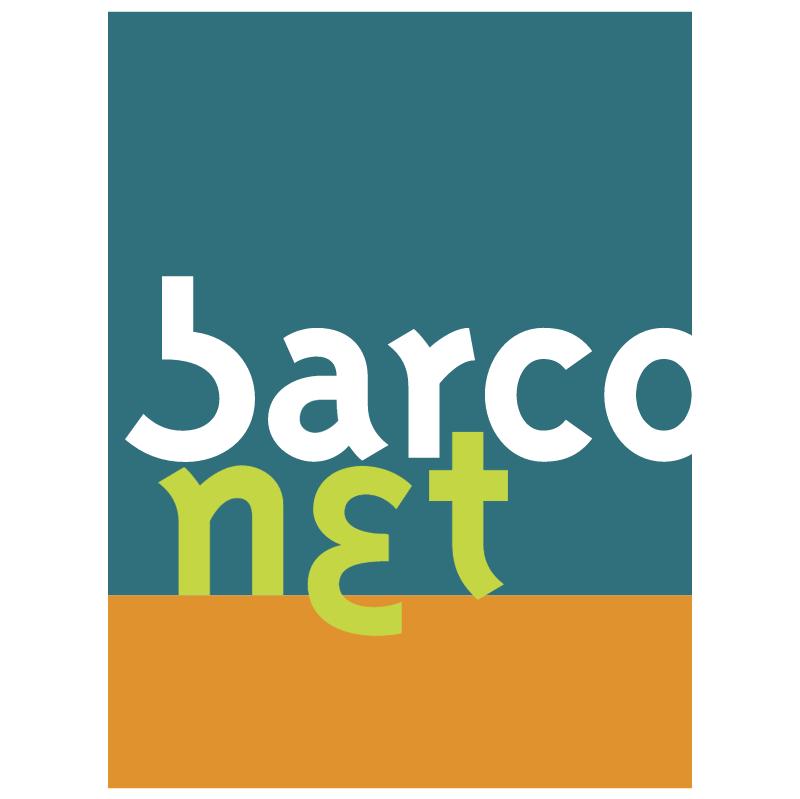 BarcoNet 34598 vector