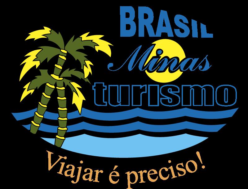 BRASIL MINAS TURISMO vector
