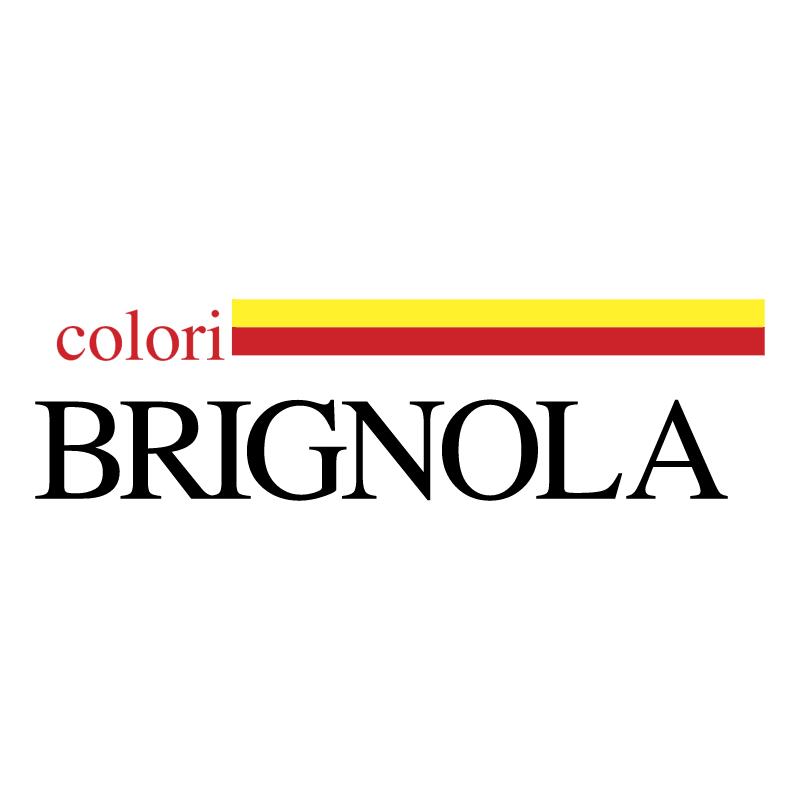 Brignola Colori vector