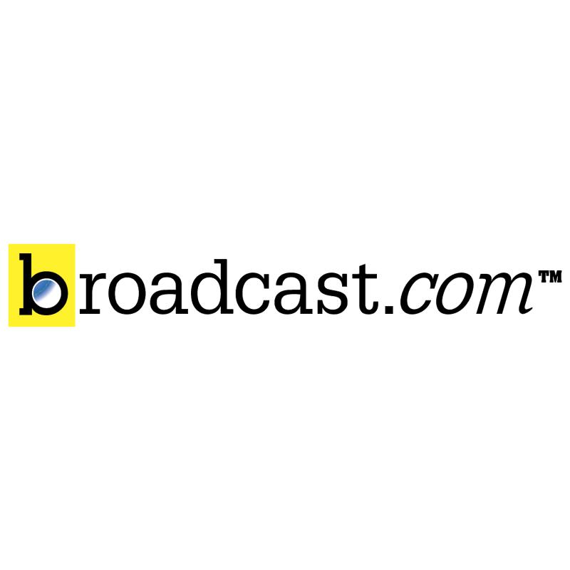broadcast com vector logo