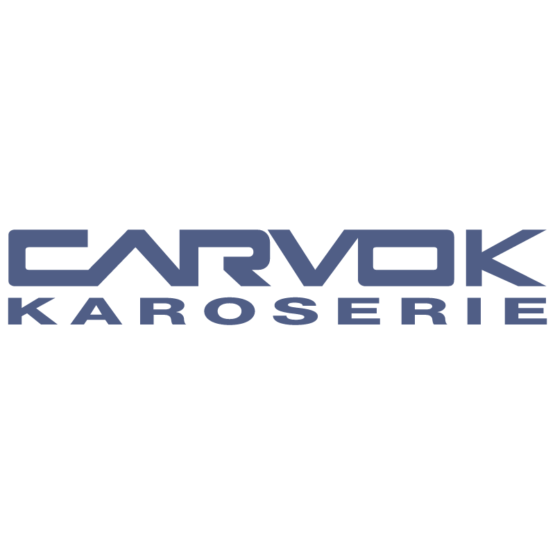 Carvok Karoserie vector