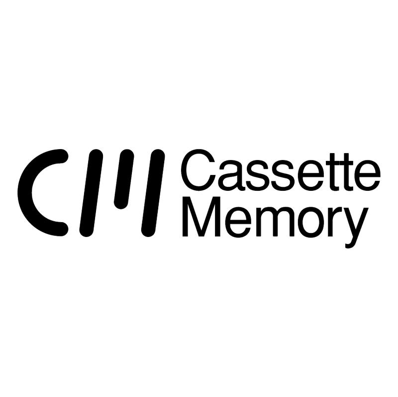 Cassette Memory vector