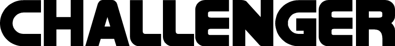 Challenger logo vector