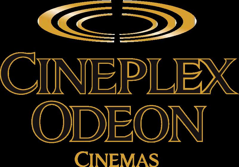 Cineplex Odeon Cinemas vector