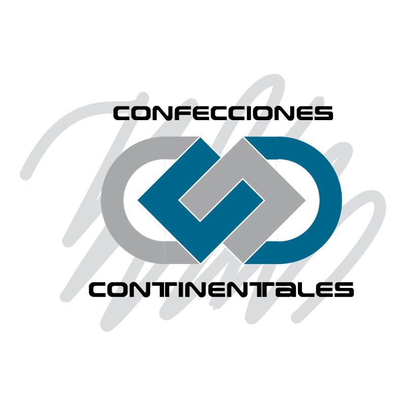 Confecciones Continentales vector
