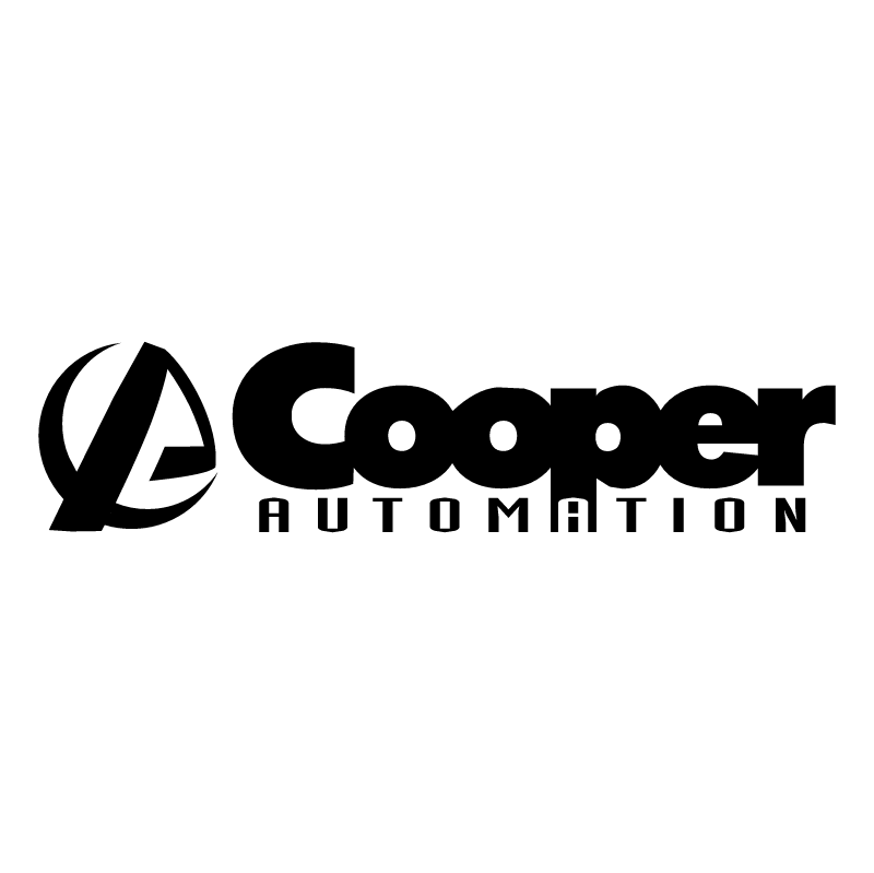 Cooper Automation vector logo