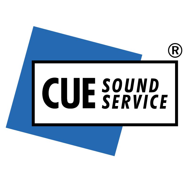 CUE vector logo