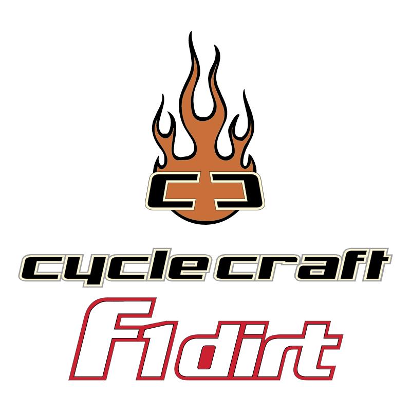 Cyclecraft F1 Dirt vector
