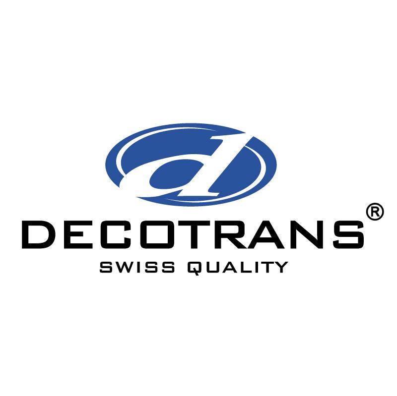Decotrans vector