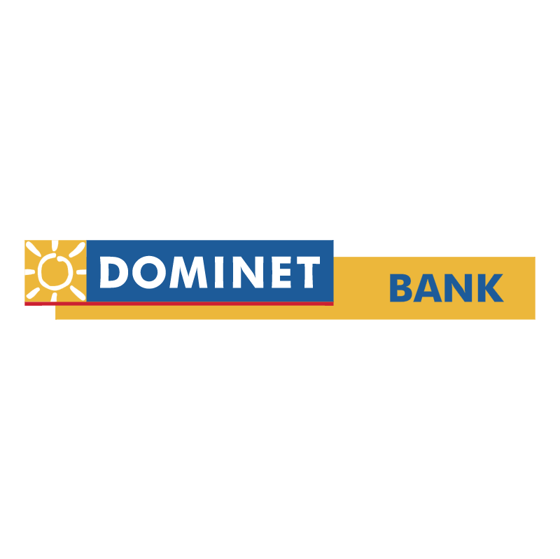 Dominet Bank vector