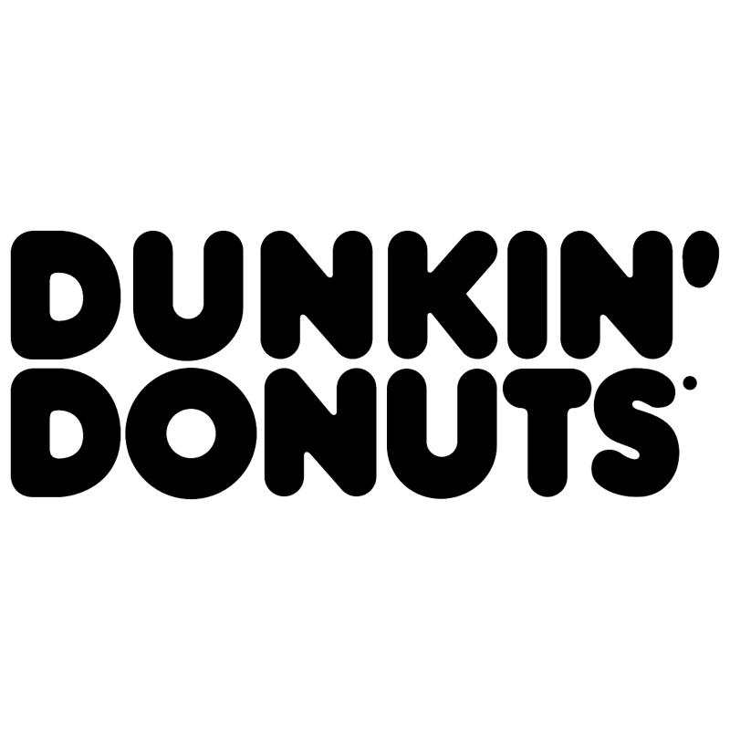 Dunkin' Donuts vector