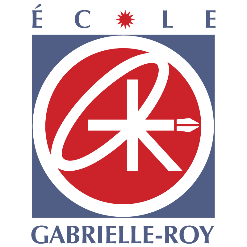 Ecole Gabrielle Roy vector