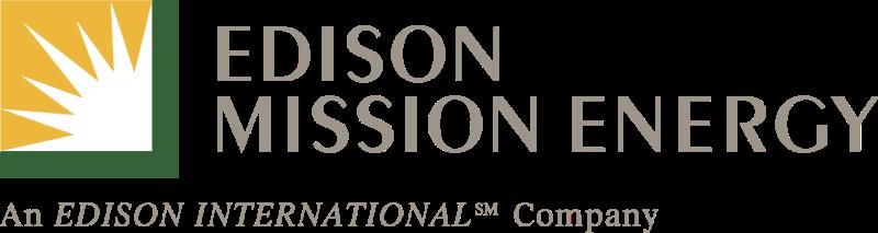 EDISON MISSION ENRGY 1 vector
