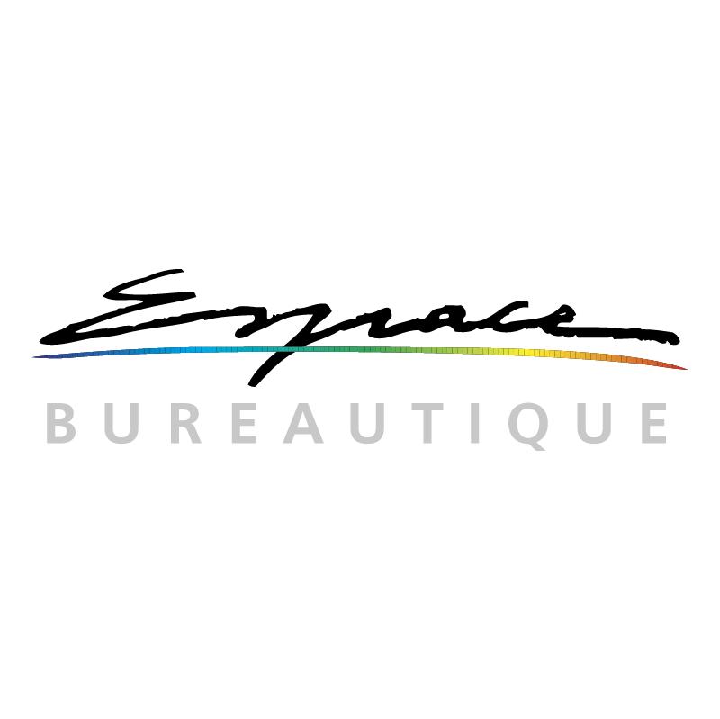 Espace Bureautique vector logo