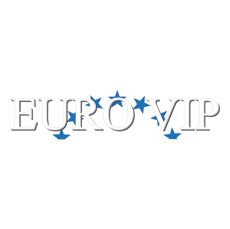 EURO VIP vector logo