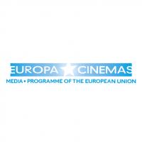 Europa cinemas vector