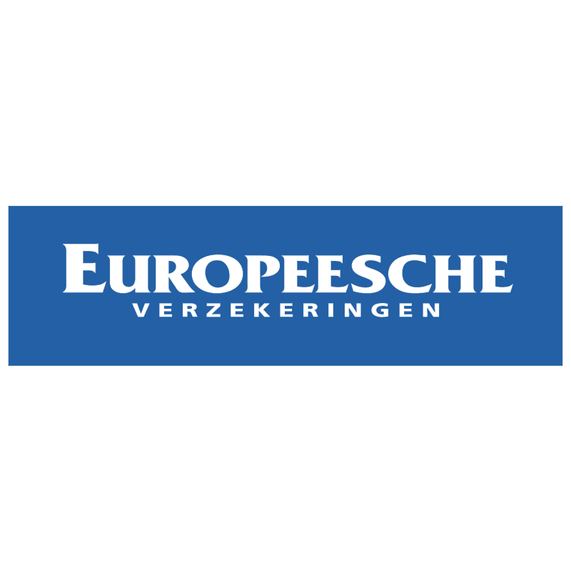 Europeesche Verzekeringen vector logo