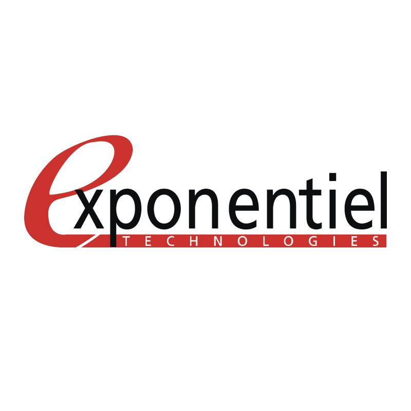 Exponentiel Technologies vector
