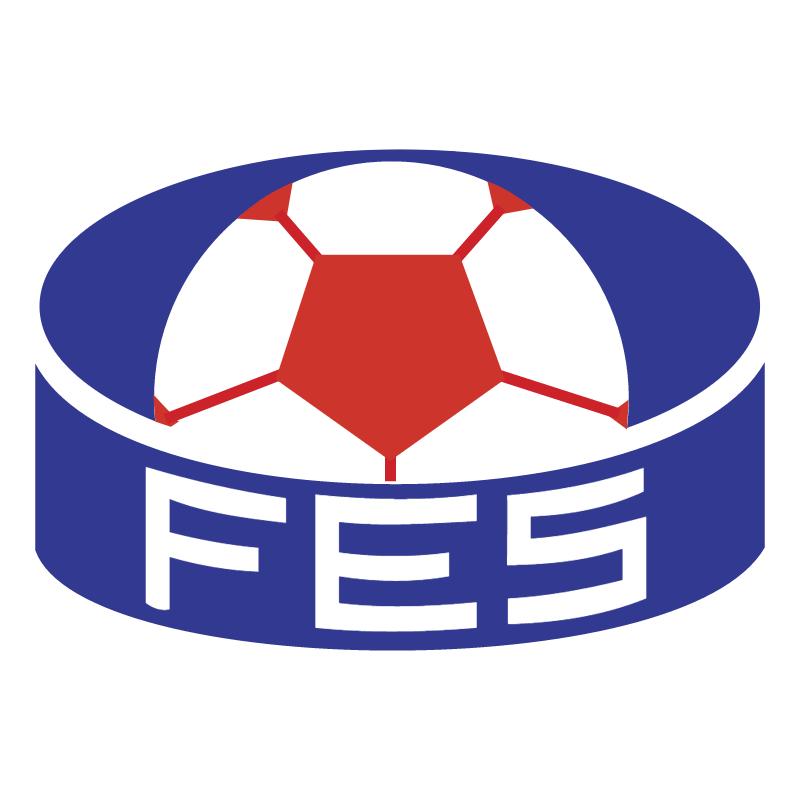 Federacao de Futebol do Estado do Espirito Santo ES vector logo