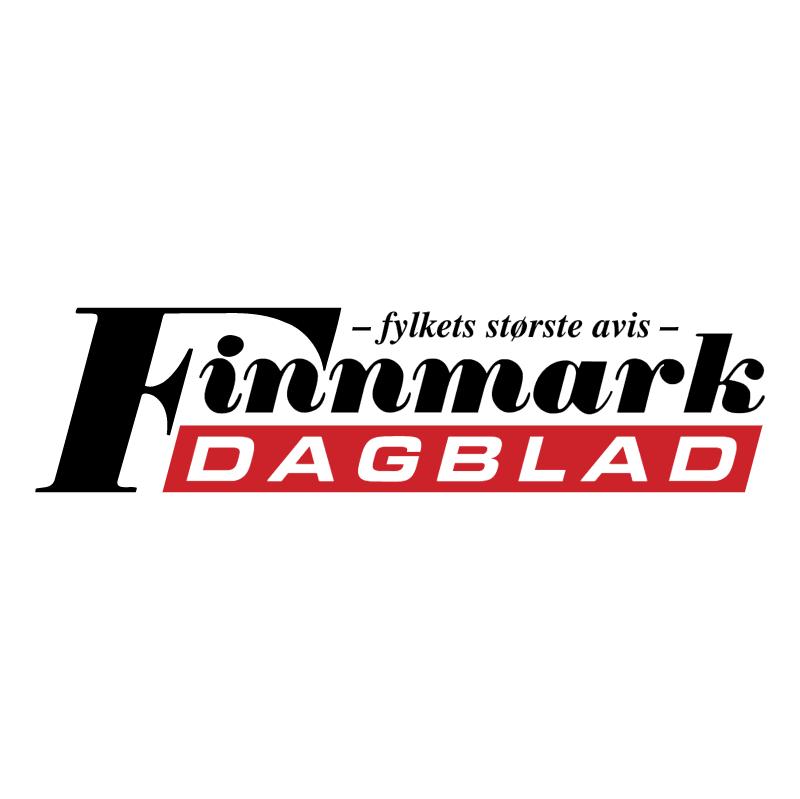 Finnmark Dagblad vector logo