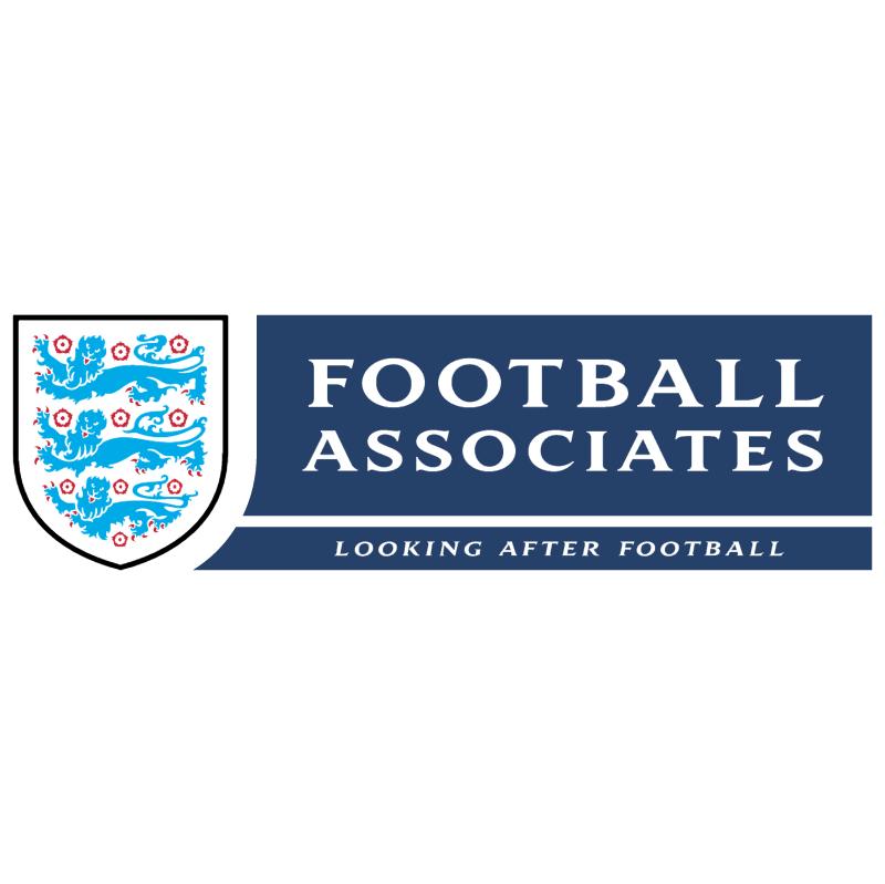 Football Associates vector logo