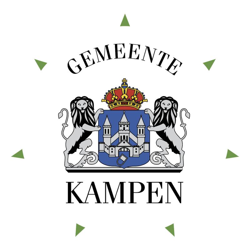 Gemeente Kampen vector