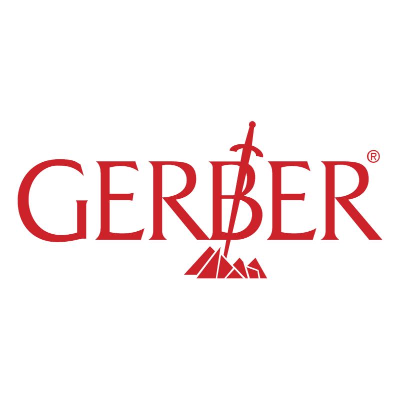 Gerber vector logo
