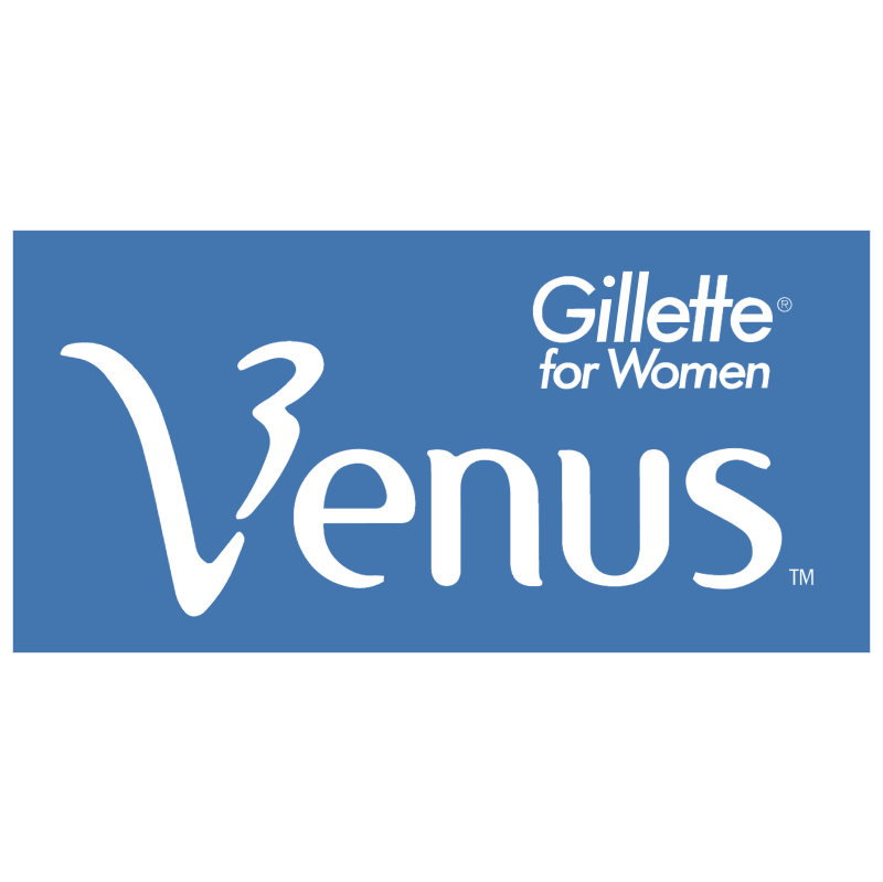 Gillette Venus vector