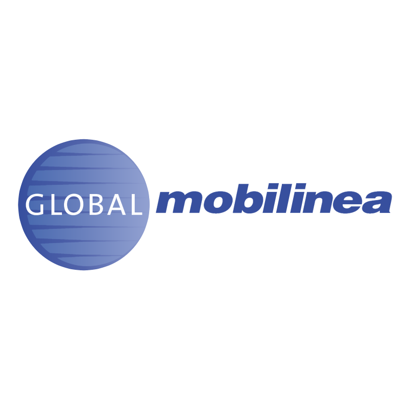 Global Mobilinea vector