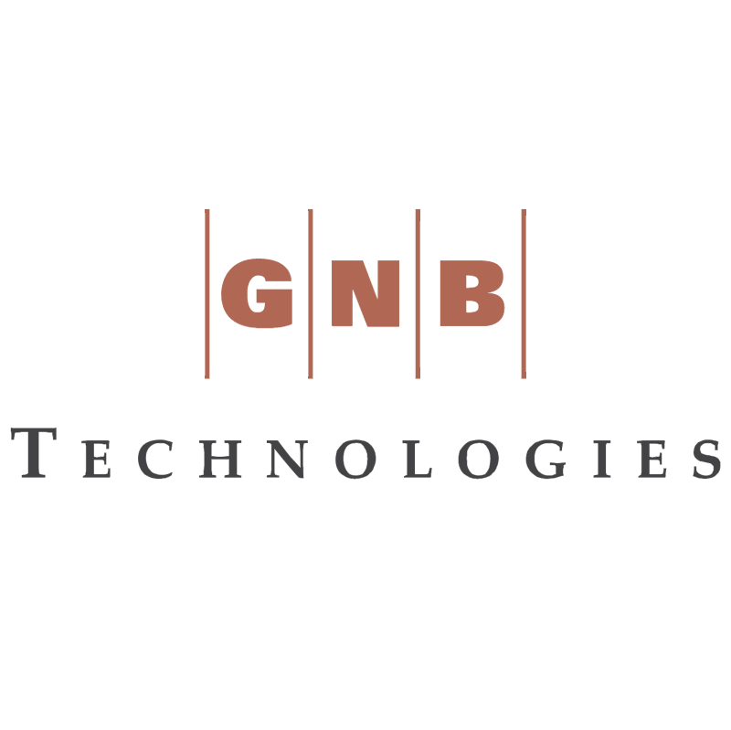 GNB Technologies vector