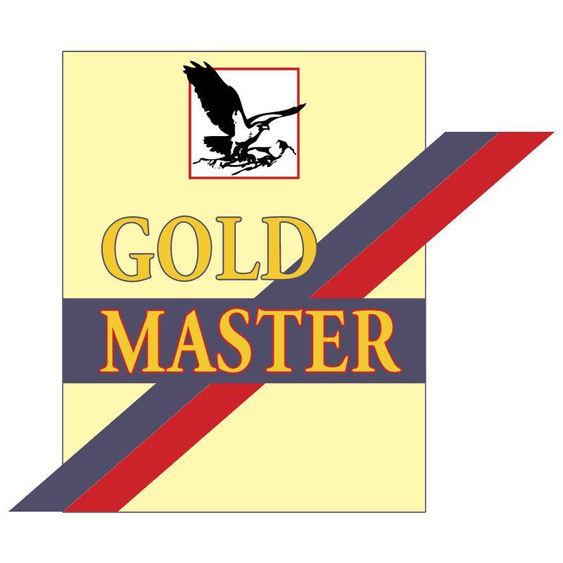 Gold Master vector
