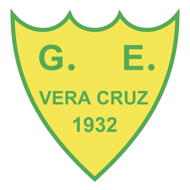 Gremio Esportivo Vera Cruz de Sapucaia do Sul RS vector