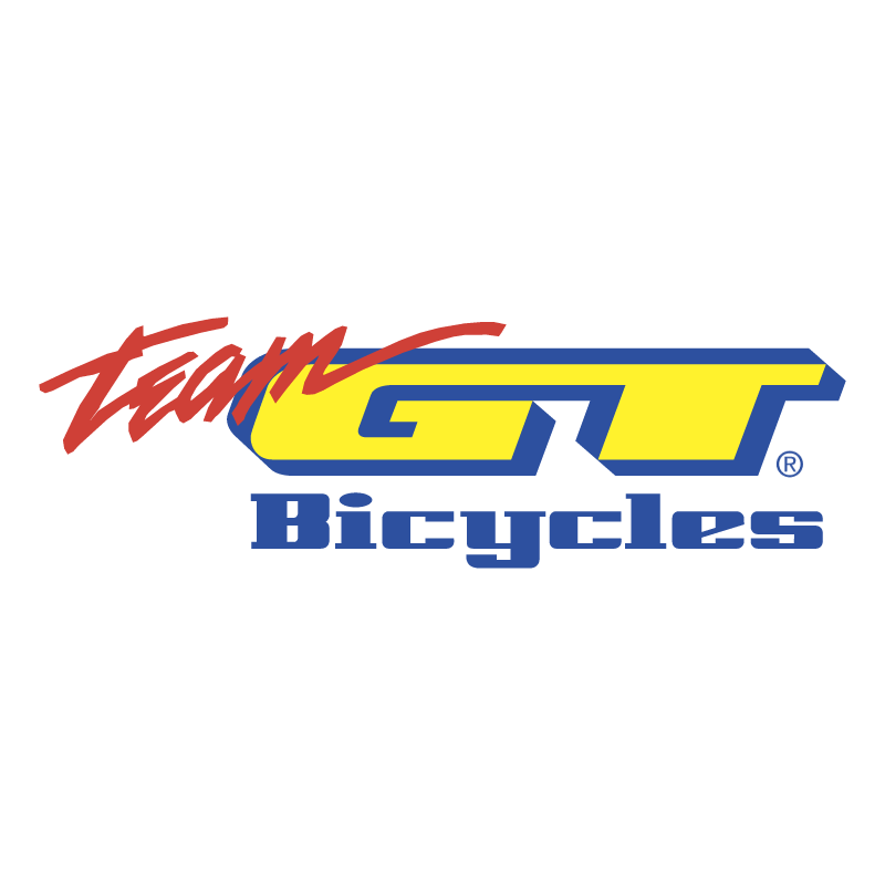 GT Bicycles Team vector
