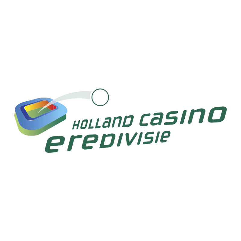 Holland Casino Eredivisie vector