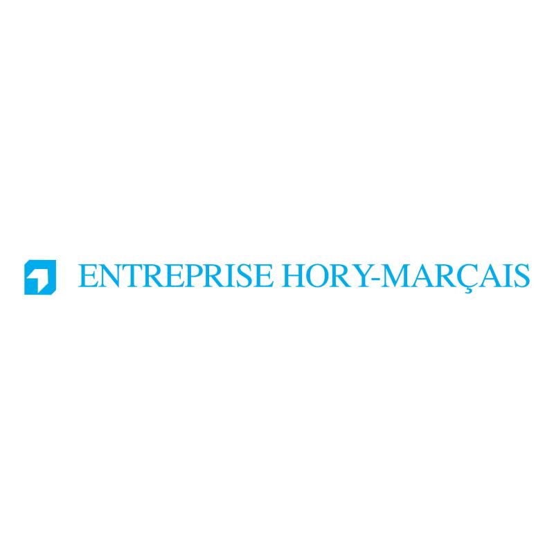 Hory Marcais Entreprise vector