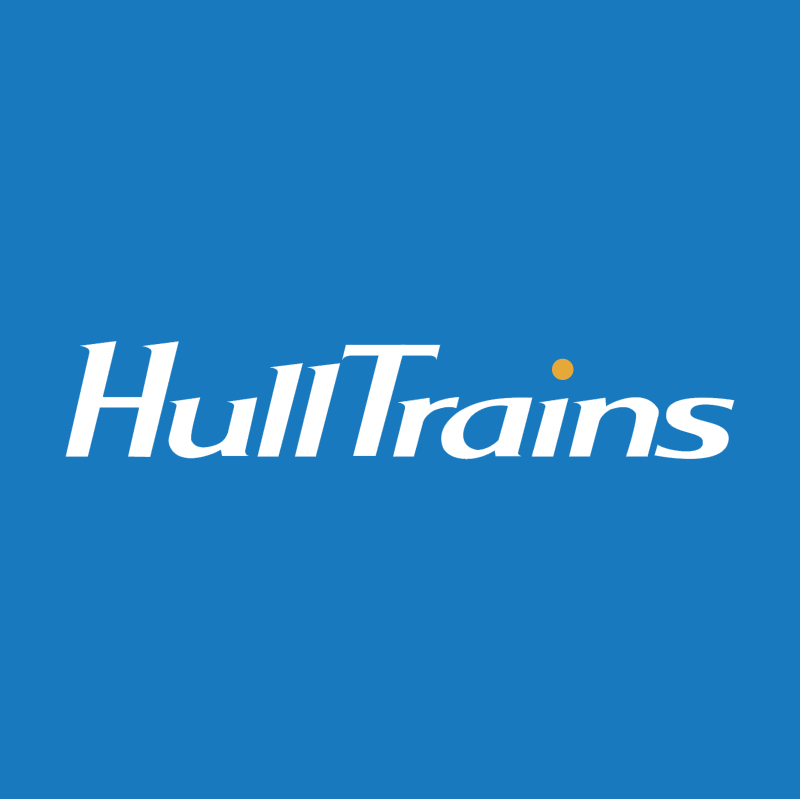 Hull Trains vector logo