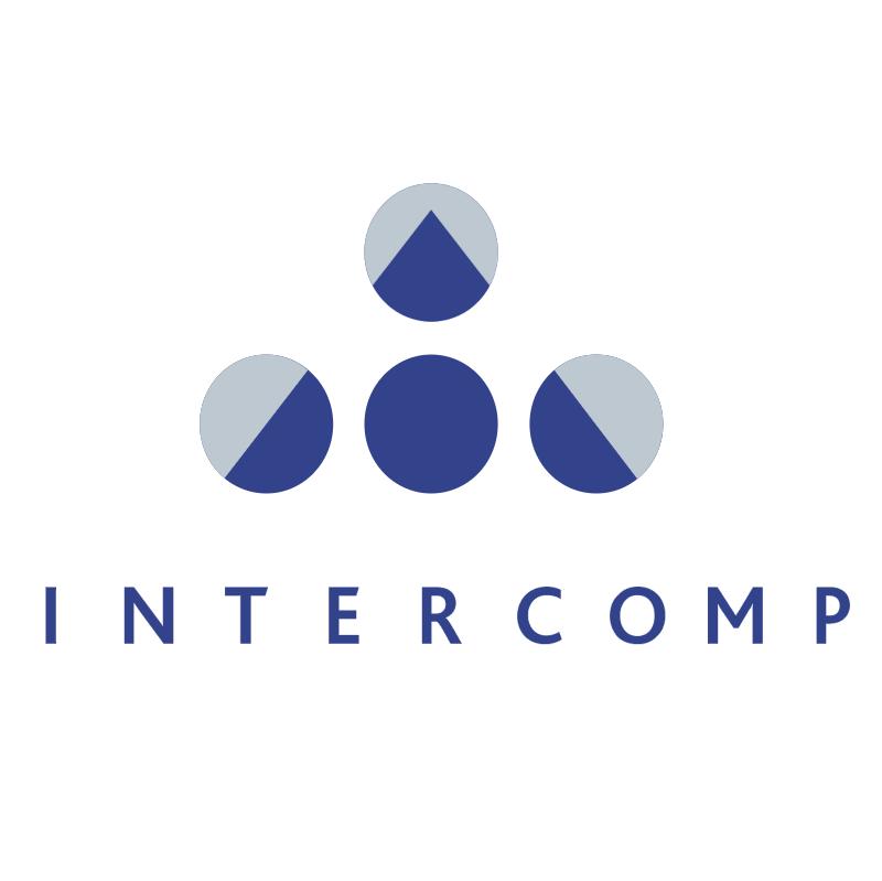 InterComp vector logo