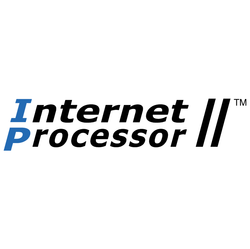 Internet Processor II vector