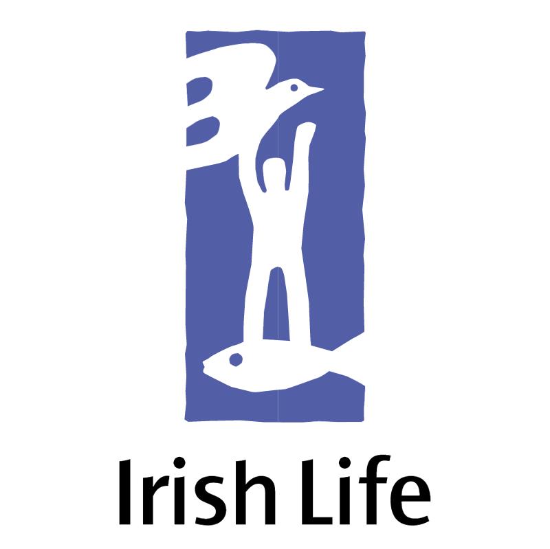 Irish Life vector