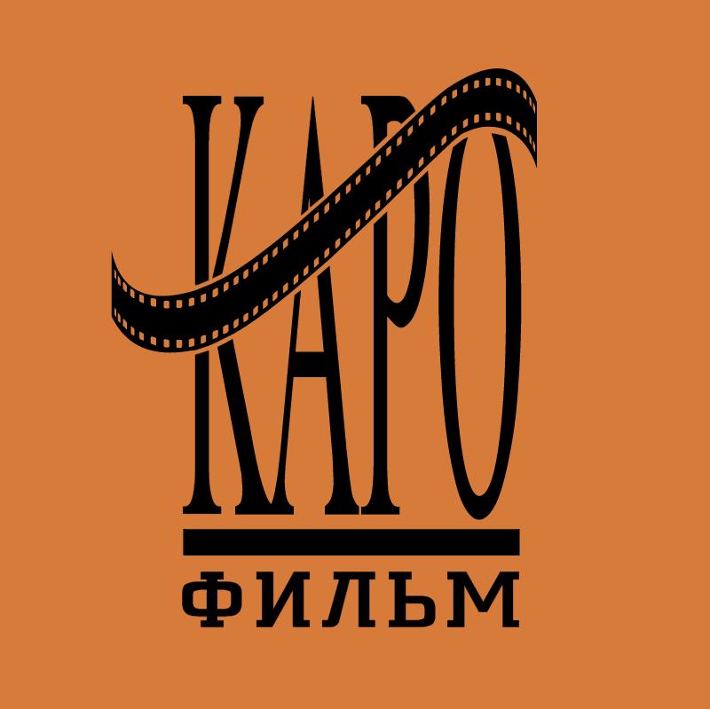 Karo Film vector