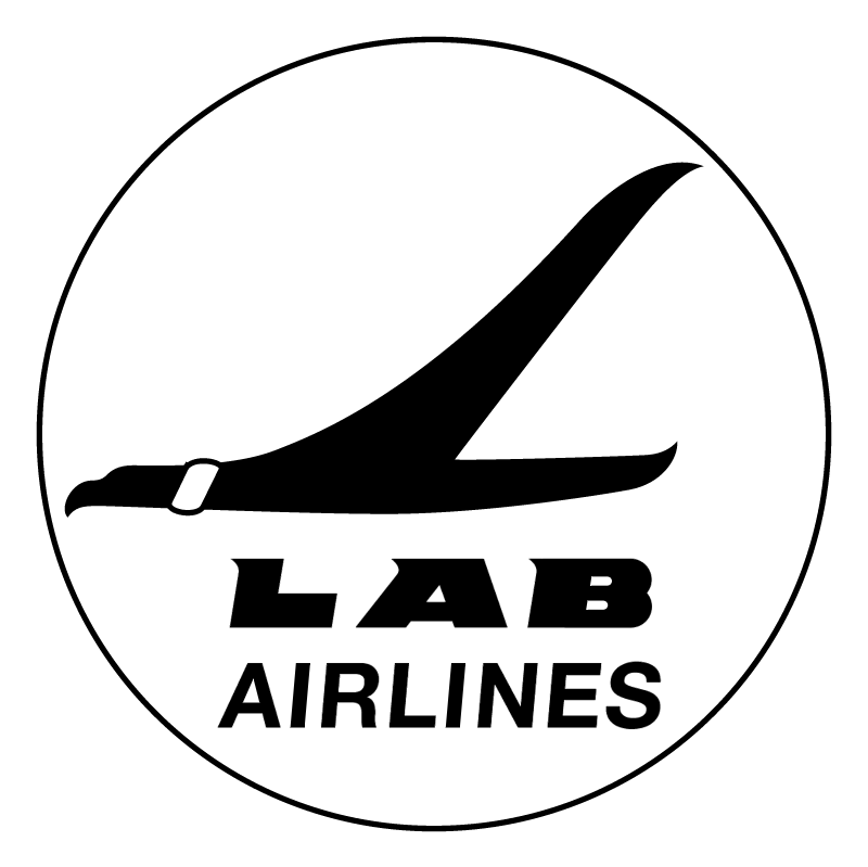 Lab Airlines vector logo