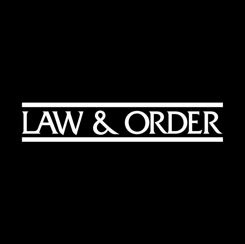 Law & Order vector