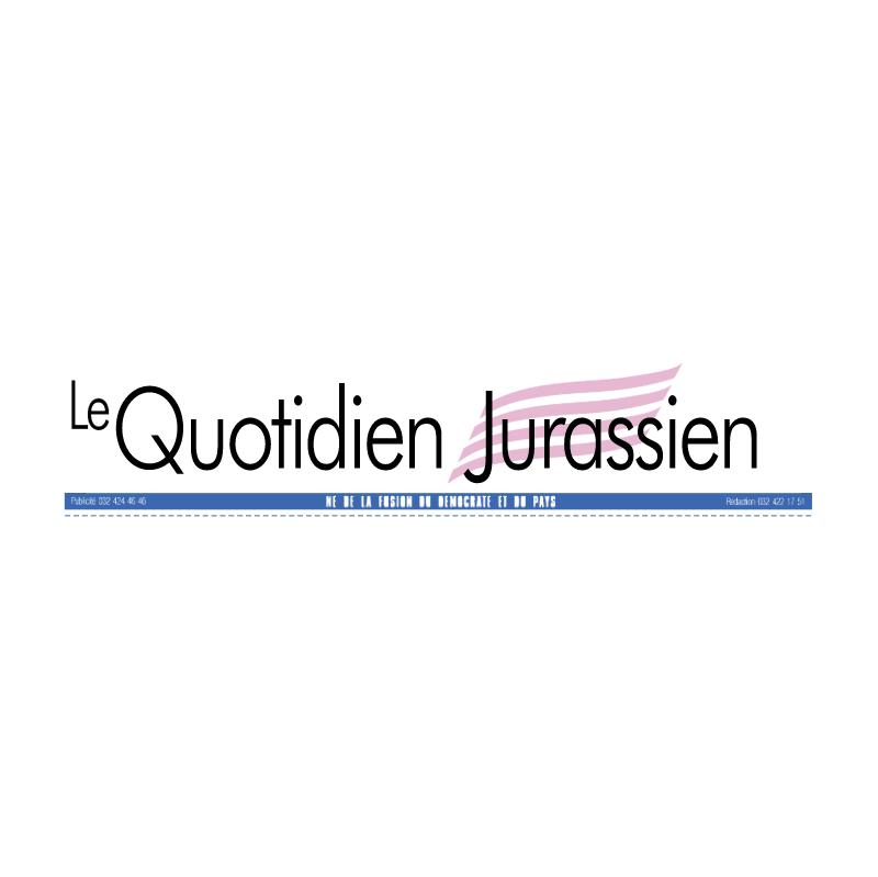 Le Quotidien Jurassien vector