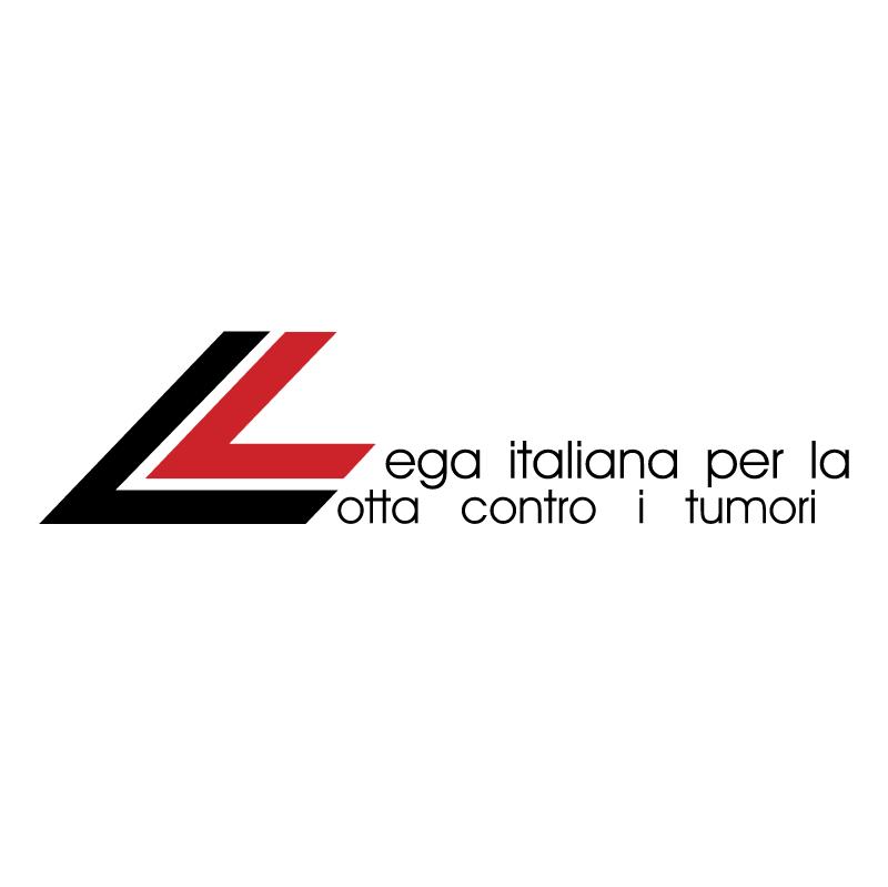 Lega Italiana per la Lotta contro i Tumori vector