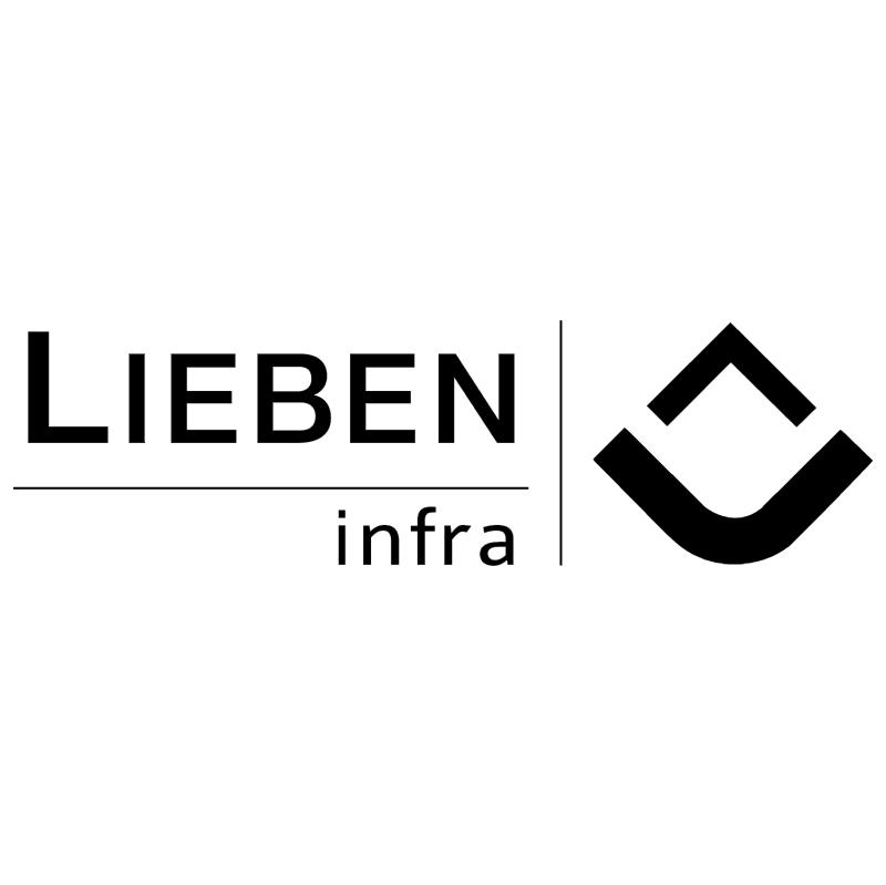 Lieben Infra vector logo