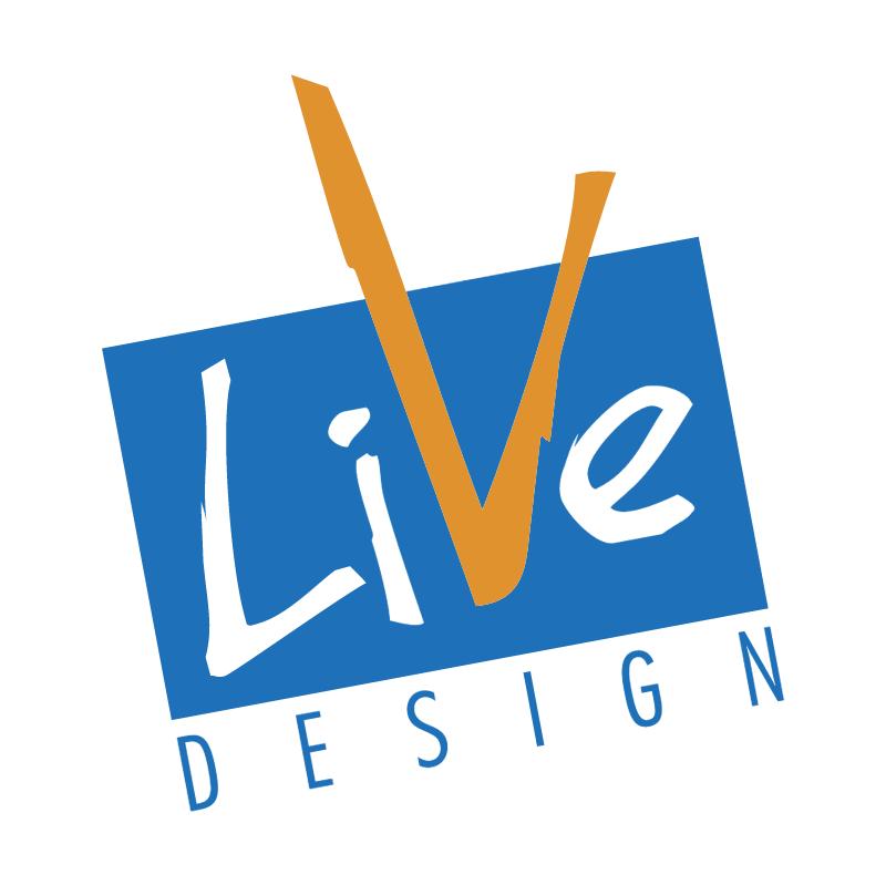 Live Design vector